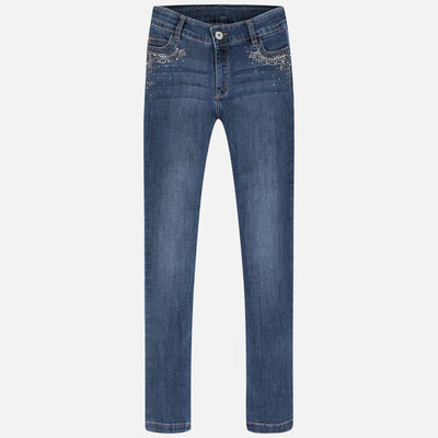 Mayoral USA denim Long trousers