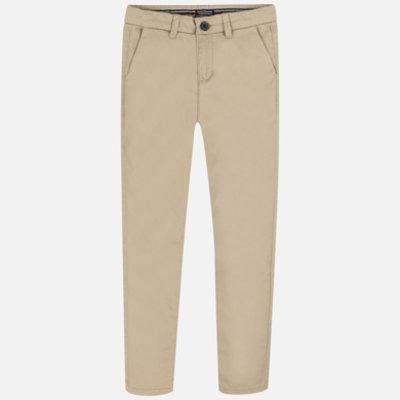 Mayoral USA Sand Basic Trousers