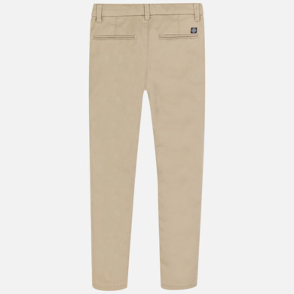 Mayoral USA Sand Basic Trousers