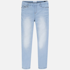 Mayoral USA bleached denim jeans