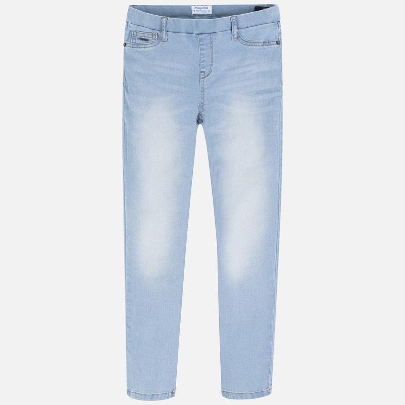 Mayoral USA bleached denim jeans