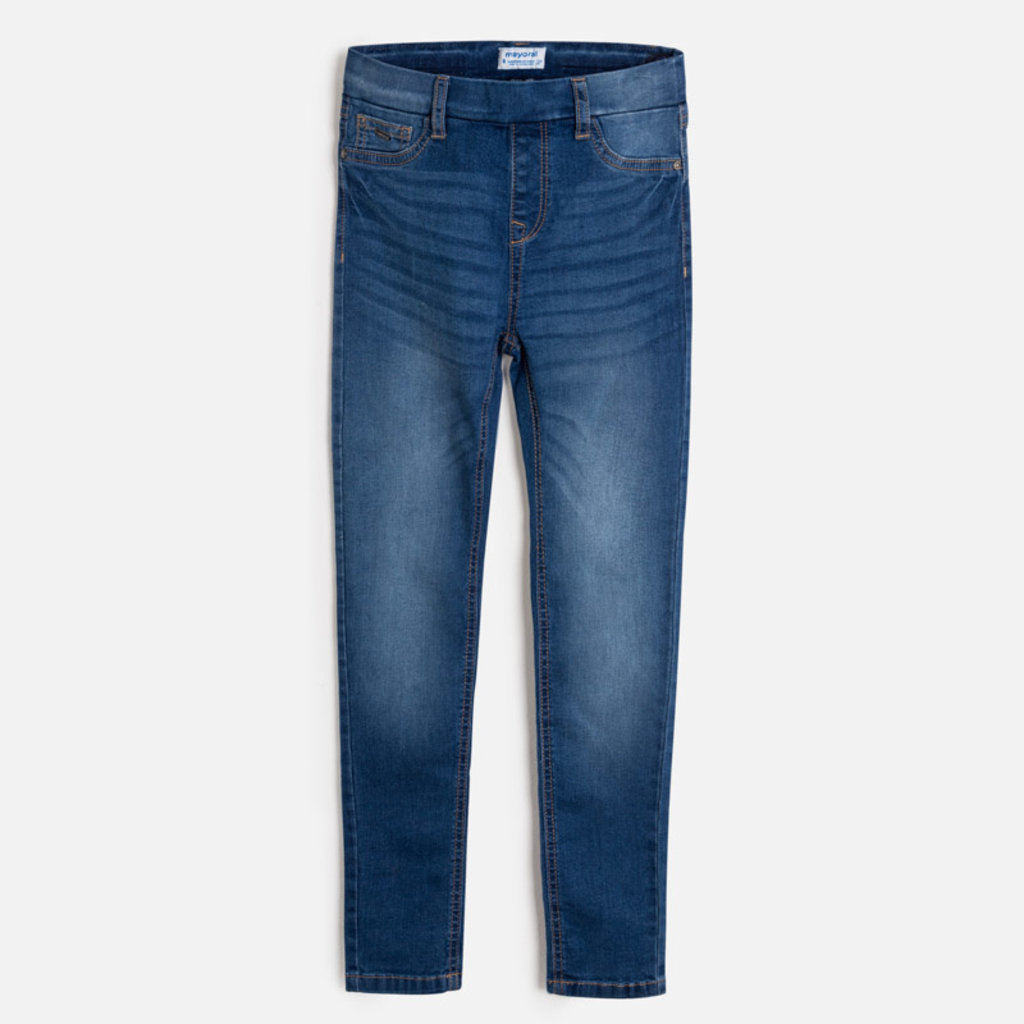 Mayoral USA Dark denim jeans