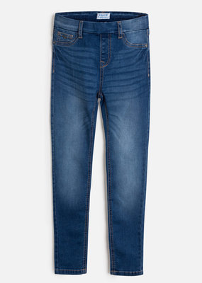 Mayoral USA Dark denim jeans