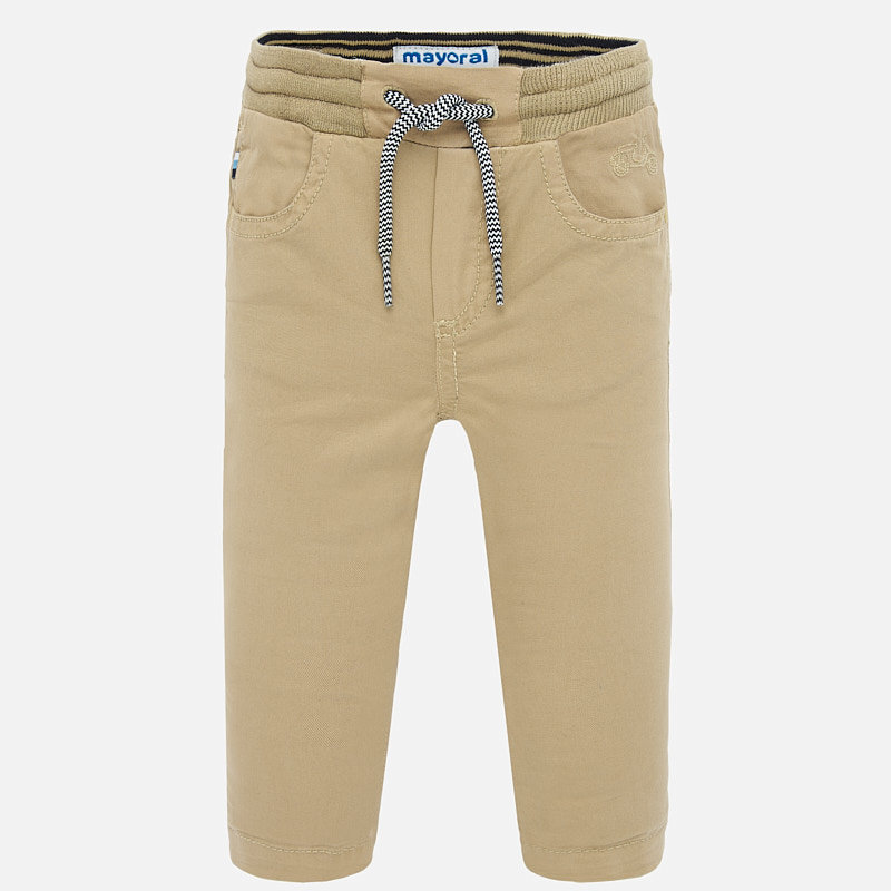 Mayoral USA Ocher Drawstring Pant