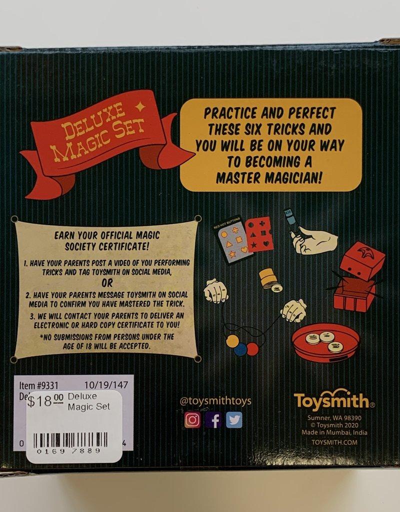 Toysmith Deluxe Magic Set