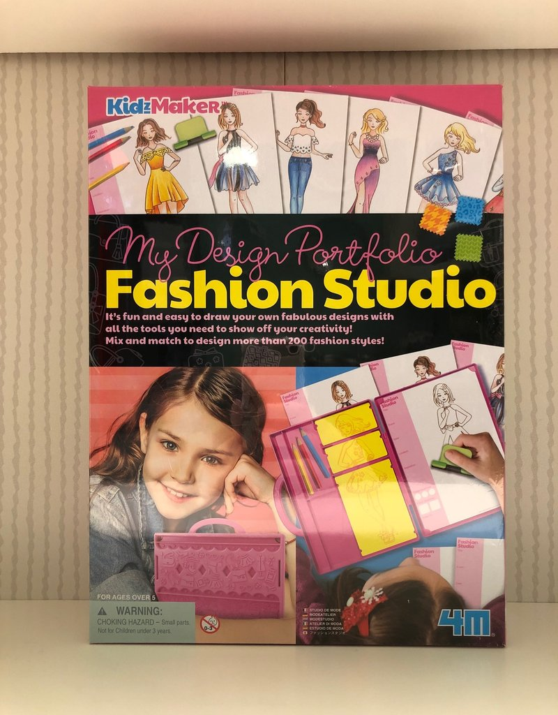 Toysmith Fashion Studio