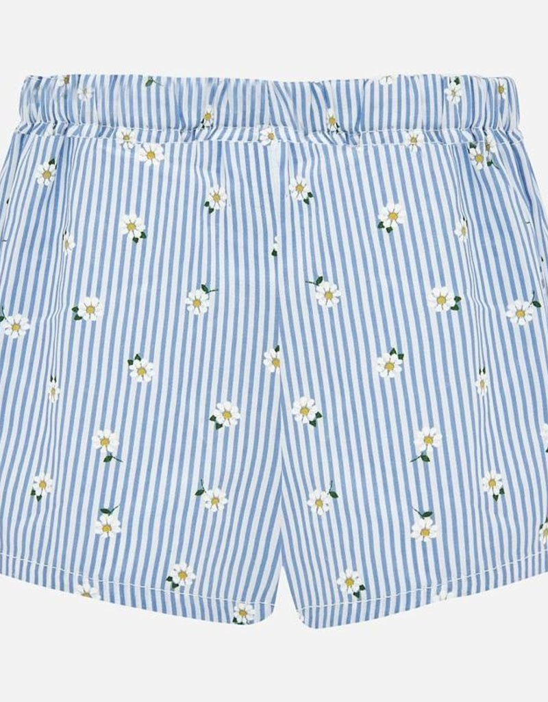 Mayoral USA Daisy stripe short