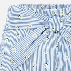 Mayoral USA Daisy stripe short