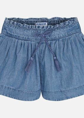 Mayoral USA Pull on soft Jean Short