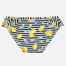 Mayoral USA Ruffle Lemon Bikini