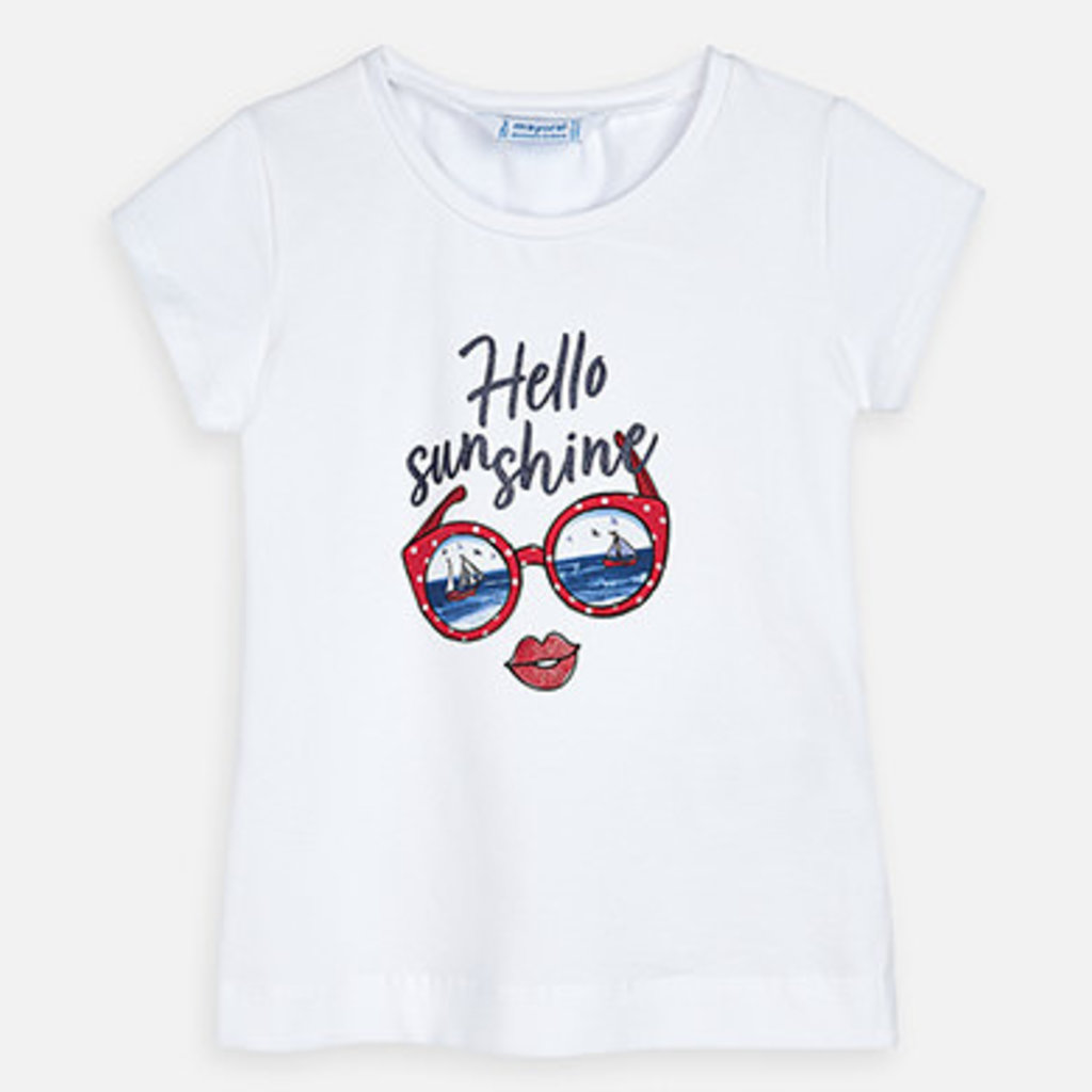 Mayoral USA hello sunshine Top