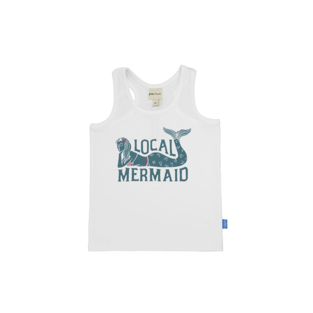 Feather 4 Arrow Local Mermaid Avery Tank