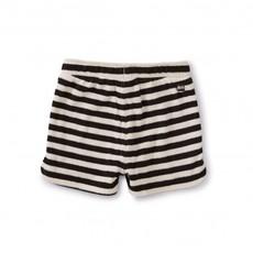Tea Collection Stripe Terry Cloth Shorts