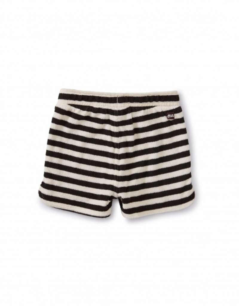 Tea Collection Stripe Terry Cloth Shorts