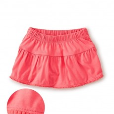 Tea Collection Pom Pom Trim Ruffled Bloomers