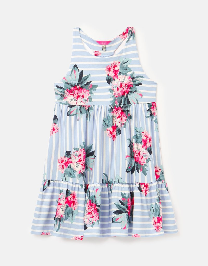 Joules Juno Tiered Dress