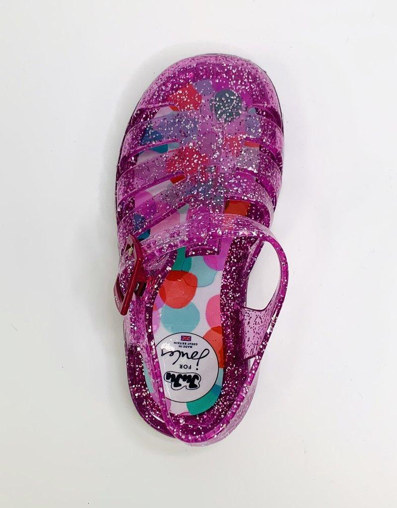 Little Joule True Pink Jelly Shoe