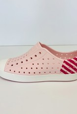 Native Canada Footwear Blossom Pink Jefferson Block