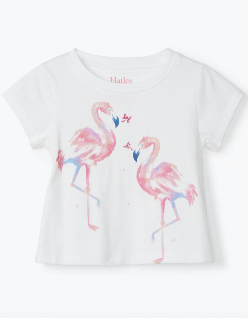 Hatley Fancy Flamingo Set