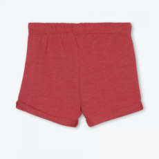 Hatley Red French Terry Baby Shorts