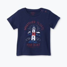 Hatley Lighthouse Baby Graphic Tee