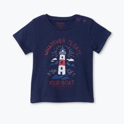 Hatley Lighthouse Baby Graphic Tee
