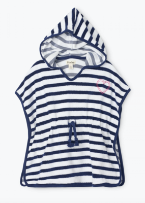 Hatley Nautical Stripe Terry Cover Up