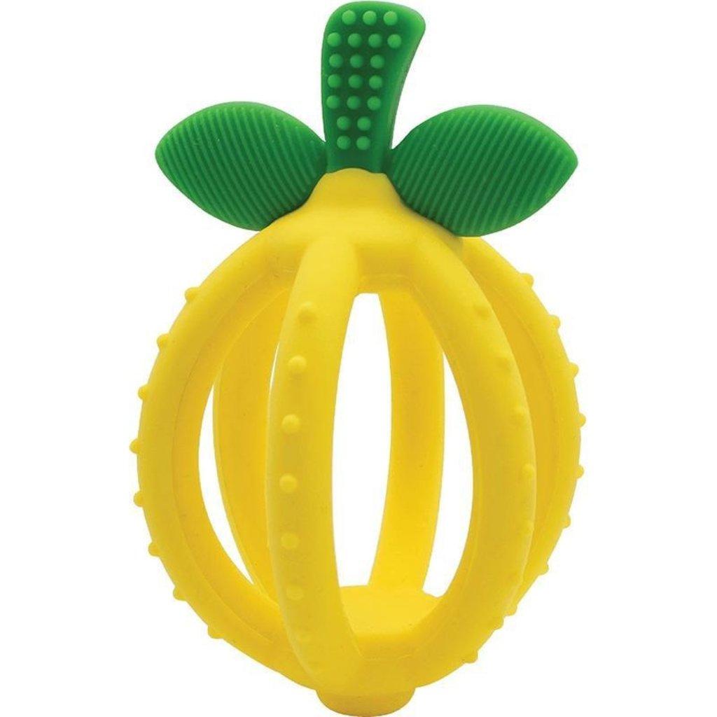 Itzy Ritzy Lemon Drop Teether Ball