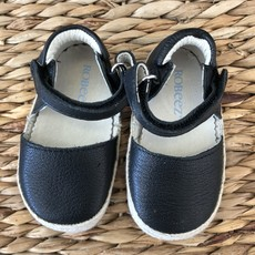 Robeez Black Kelly Espadrille