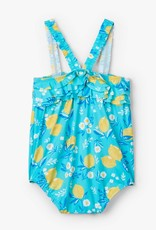 Hatley Cute Lemons Ruffle Swimsuit