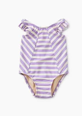Tea Collection Striped Baby One-Piece