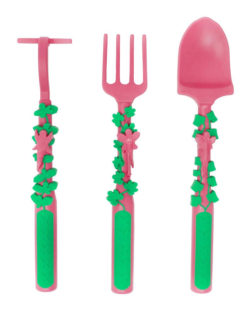 CONSTRUCTIVE EATING Garden Utensils 3 piece