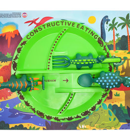 CONSTRUCTIVE EATING Dino Fan Bundle