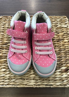 SEE KAI RUN* Peyton Hot Pink/Dots  13
