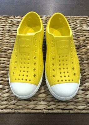Native Canada Footwear Crayon Yellow Jefferson