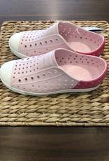 Native Canada Footwear Pink Block Jefferson  2