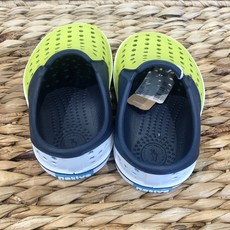 Native Canada Footwear Miles Blue Green Block