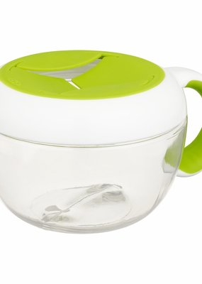 OXO Green Snack Cup w/ Travel Cover
