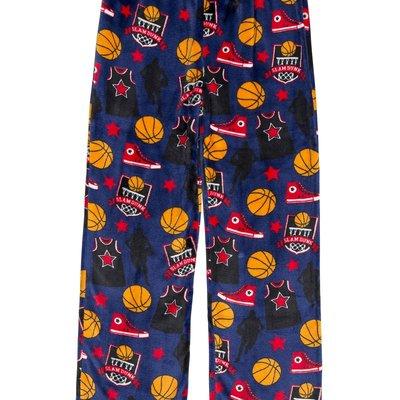 Candy Pink Basketball Sleep Pants