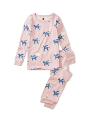 Tea Collection Patterned Pajamas