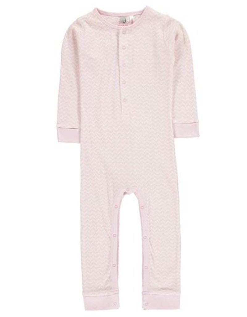 Little Joule Peppa Pink Cream Footie