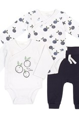 Petit lem Blueberry 3PC Set