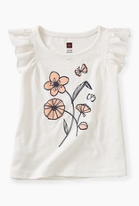 Tea Collection Posy Baby Graphic Tee
