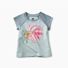 Tea Collection Thailan Beta Baby Graphic Tee
