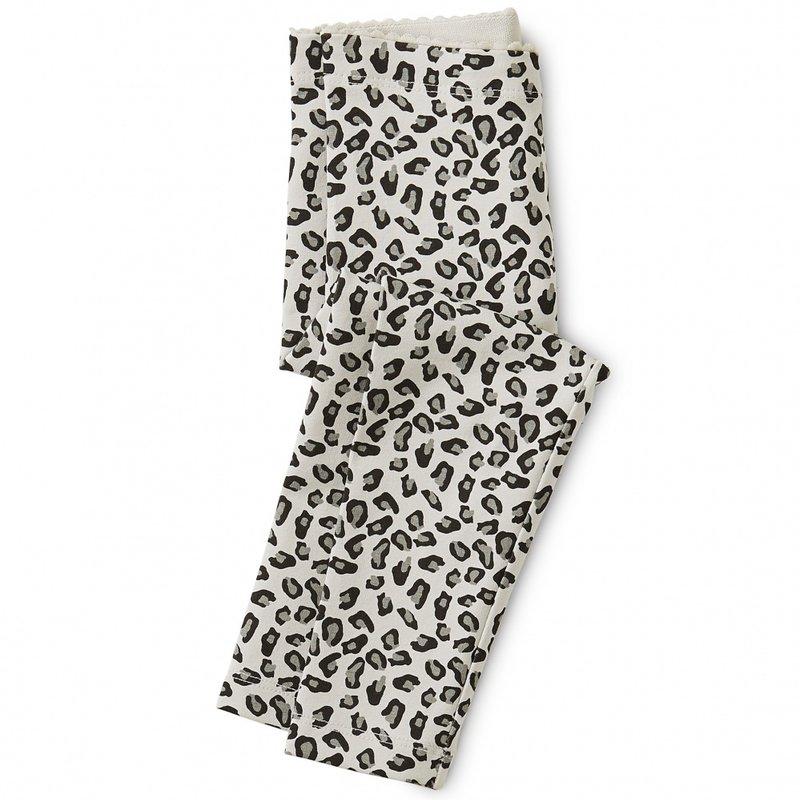 Tea Collection Snow Leopard Baby Leggings