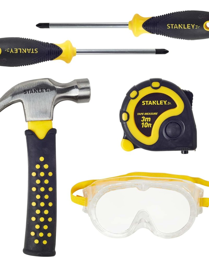STANLEY Jr 5 pieces tool set