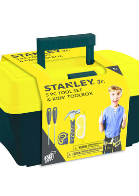 STANLEY Jr Tool Box Plus Set