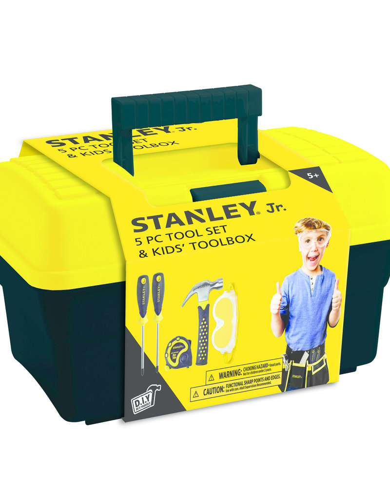 STANLEY Jr Tool Box Plus Set