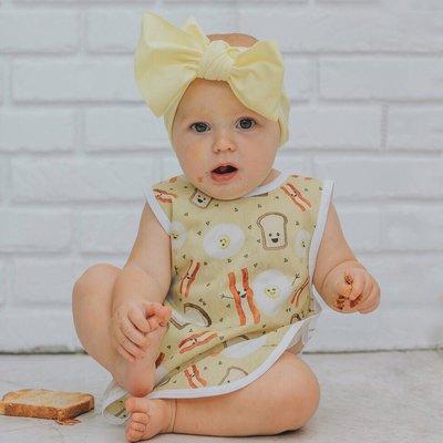Bapron Baby Eggs and Bacon Toddler Bapron
