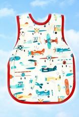 Bapron Baby Retro Airplanes Toddler Bapron